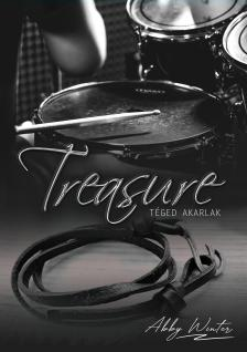 Abby Winter - Treasure - Téged akarlak