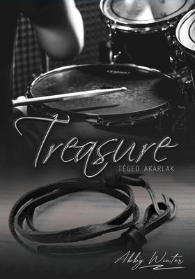 Abby Winter - Treasure - Téged akarlak
