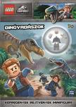 Lego Jurassic World - Dínóvadászok  / Ajándék járőr minifigura!