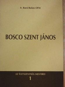 Barsi Balázs - Bosco Szent János [antikvár]