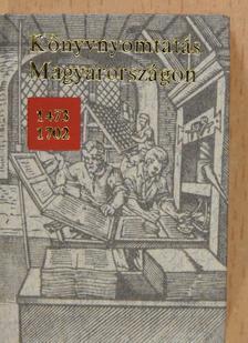 Bolgár Iván - Könyvnyomtatás Magyarországon 1473-1702 (minikönyv) [antikvár]