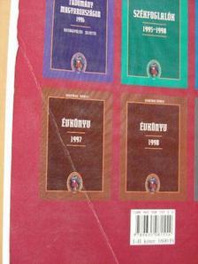 Ádám Éva - Közgyűlési előadások 1998 I. (töredék) [antikvár]