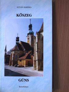 Bariska István - Kőszeg-Güns [antikvár]