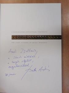 Armuth Miklós - Zeneakadémia (dedikált példány) [antikvár]