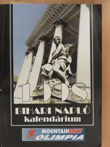 Barabás Zoltán - Bihari napló kalendárium 1998 [antikvár]