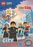 Lego City - City kalandok / Több mint 500 áthelyezhető matrica!