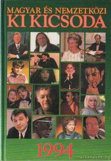 Hermann Péter - Magyar és nemzetközi ki kicsoda 1994 [antikvár]