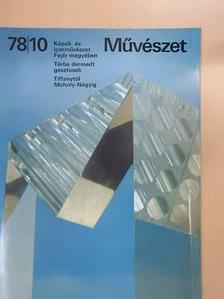 Entz Géza - Művészet 1978. október [antikvár]