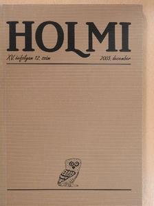 Bánki Éva - Holmi 2003. december [antikvár]