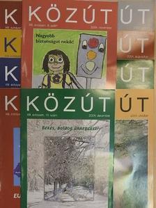 Csáky Pál - Közút 2004/1-10. [antikvár]