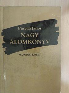 Pusztai János - Nagy álomkönyv II. [antikvár]