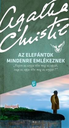 Agatha Christie - Az elefántok mindenre emlékeznek [eKönyv: epub, mobi]