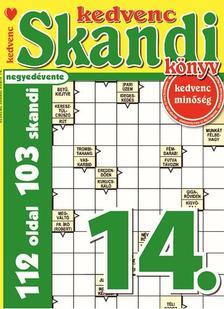 CSOSCH KIADÓ - Kedvenc Skandi Könyv 14.