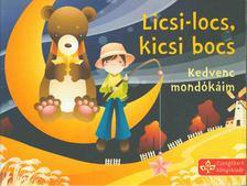 Bogos Katalin - Licsi-locs, kicsi bocs [antikvár]