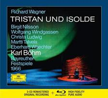 Wagner - TRISTAN UND ISOLDE 3CD BÖHM