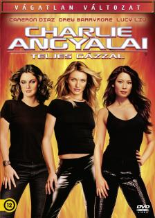 Charlie angyalai 2. - Teljes gázzal - DVD