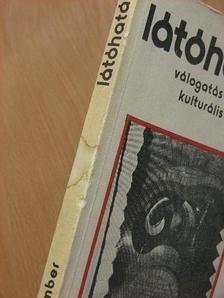 Varga Imre - Látóhatár 1981. november [antikvár]
