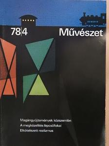 Aradi Nóra - Művészet 1978. április [antikvár]