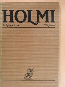 Bíró Yvette - Holmi 1999. február [antikvár]