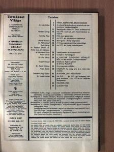 Babó Tivadar - Természet Világa 1978. január-december [antikvár]