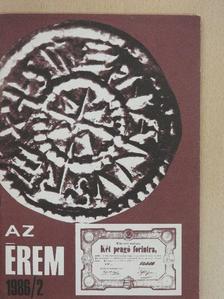 Becherer Károly - Az érem 1986/2. [antikvár]