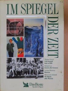 Luciano Benetton - Und niemand kam zu Hilfe/Jenseits aller Grezen/Benetton/Wie Bäume ohne Wurzeln [antikvár]