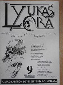 Bede Anna - Lyukasóra 2000. szeptember [antikvár]