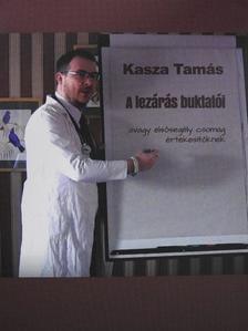 Kasza Tamás - A lezárás buktatói [antikvár]
