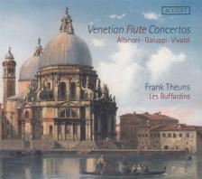 VIVALDI GALUPPI ALBINONI - VENETIAN FLUTE CONCERTOS CD