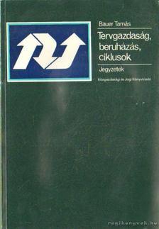 Bauer Tamás - Tervgazdaság, beruházás, ciklusok - Jegyzetek [antikvár]