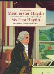 HAYDN JOSEPH - MEIN ERSTER HAYDN. DIE LEICHTESTEN KLAVIERWERKE VON JOSEPH HAYDN