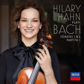 Bach - HILARY HAHN PLAYS BACH CD