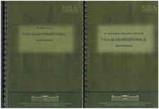 Andor György - Vállalati pénzügyek I-II. [antikvár]