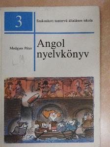 Medgyes Péter - Angol nyelvkönyv 3. [antikvár]