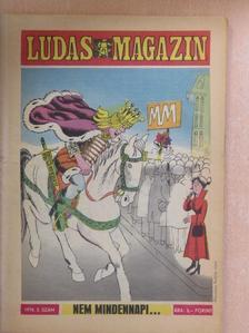 Brenner György - Ludas Magazin 1976/5. [antikvár]