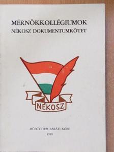 Dr. Balogh Sándor - Mérnökkollégiumok [antikvár]