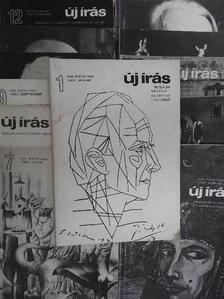 Belohorszky Pál - Új Írás 1982. január-december [antikvár]
