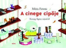 MÓRA FERENC - A cinege cipője - lapozó