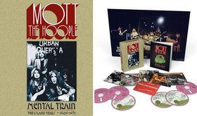 MOTT THE HOOPLE - MOTT THE HOOPLE 6CD BOX