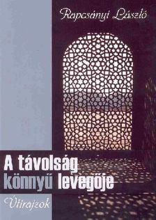 Rapcsányi László - A távolság könnyű levegője [antikvár]