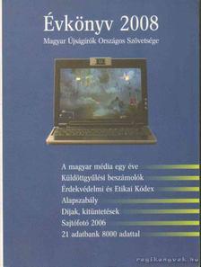 MÚOSZ évkönyv 2008 [antikvár]