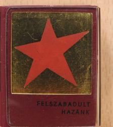 Benjámin László - Felszabadult hazánk (minikönyv) [antikvár]