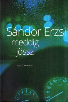 SÁNDOR ERZSI - Meddig jössz [antikvár]