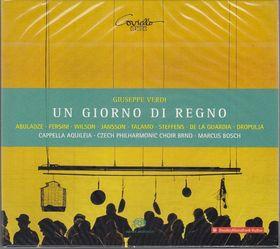 Verdi - UN GIORNO DI REGNO 2 SACD