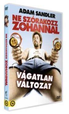Ne szórakozz Zohannal! - DVD