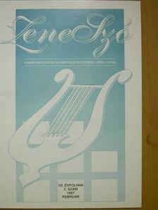 Erdélyi Tamás - ZeneSzó 1997. február [antikvár]