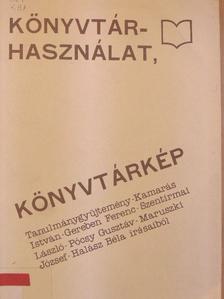 Gereben Ferenc - Könyvtárhasználat, könyvtárkép [antikvár]