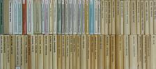 """Alvah Bessie - """"70 kötet a Világkönyvtár sorozatból (nem teljes sorozat)"""" [antikvár]"""