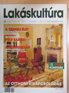 Bors Edit - Lakáskultúra 2004. december [antikvár]