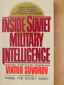 Viktor Suvorov - Inside Soviet Military Intelligence [antikvár]